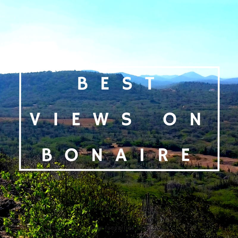 Best views on Bonaire
