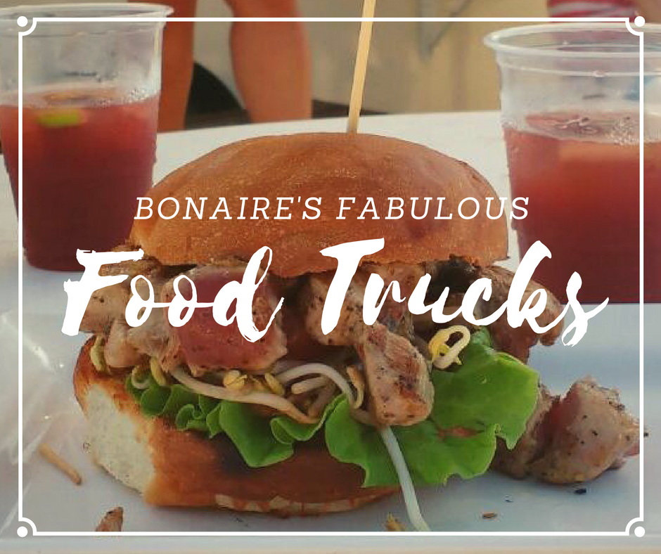 Bonaire Best Food Trucks