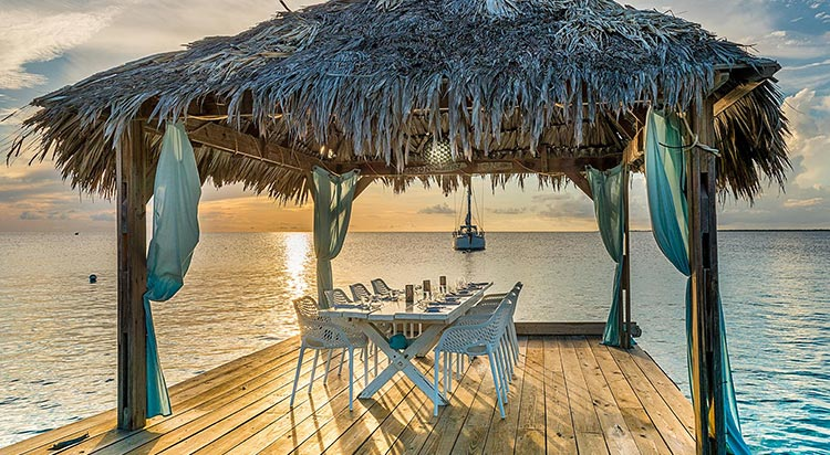 Best Romantic Restaurants Bonaire