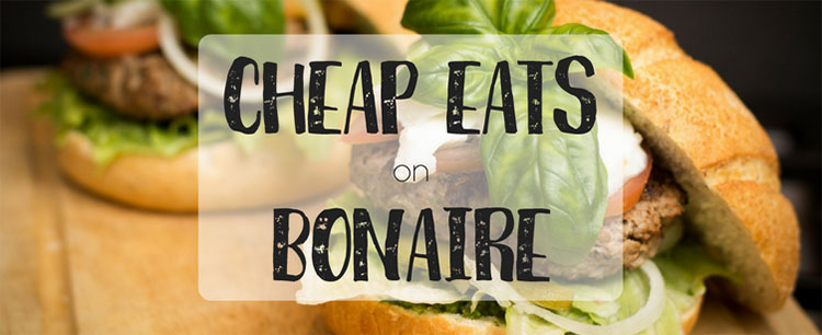 Affordable dining options on Bonaire
