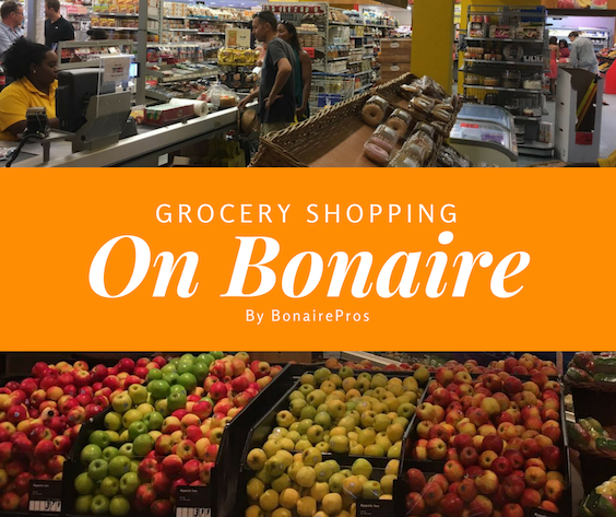 Grocery Shopping on Bonaire